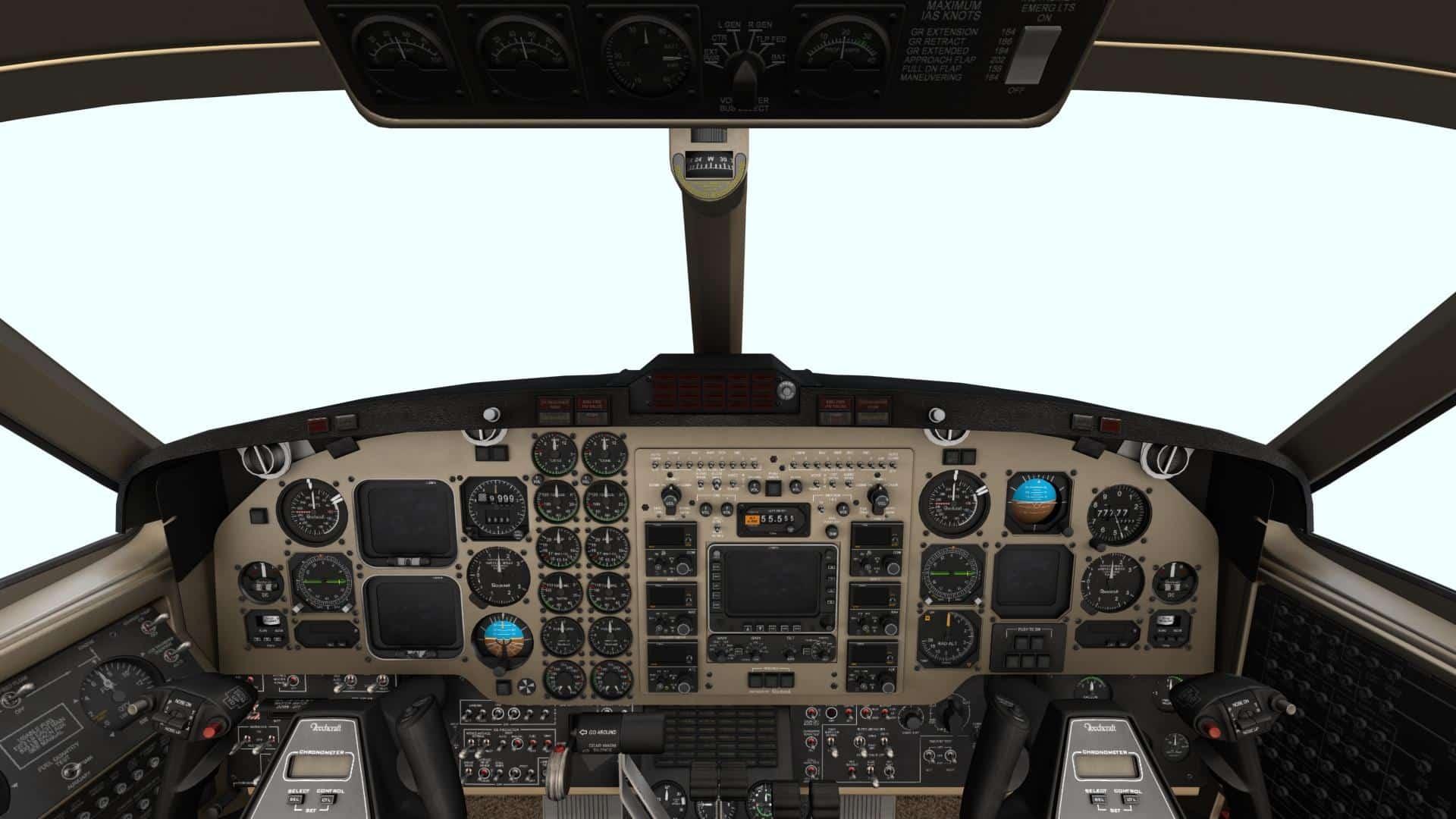 MILVIZ-Beech350