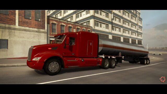SCS Software American Truck Simulator preview