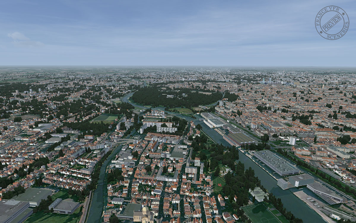 Francevfr nord pas de calais preview simflight france for Carrelage nord pas de calais