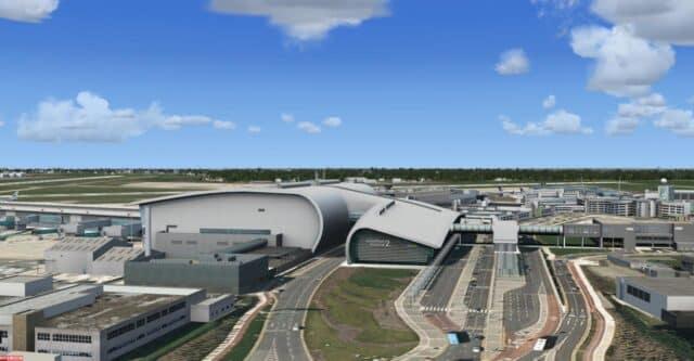 AO Mega Airport Dublin preview nov 13
