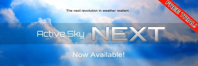 Active Sky Next released