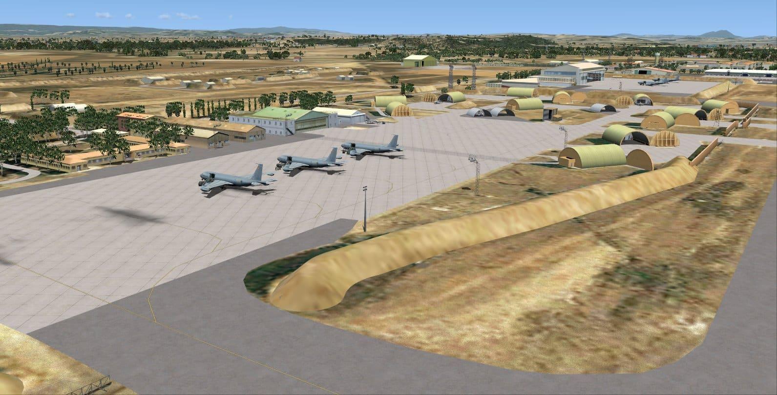 Istres France  City pictures : Skydesigners – Base aérienne Istres Le Tubé « simFlight France