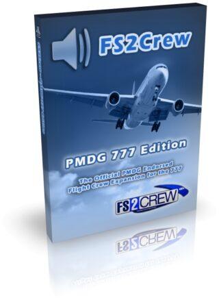 FS2Crew PMDG 777 Edition logo