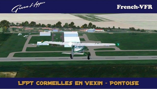 French VFR - LFPT Pontoise