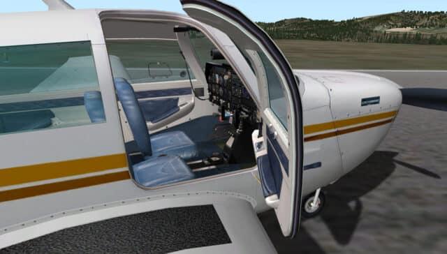 Carenado Mooney 201 X-Plane v3