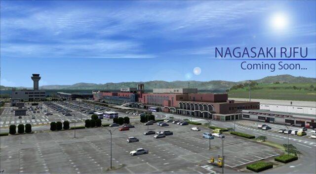 Wing Creation RJFU Nagasaki preview Oct 14