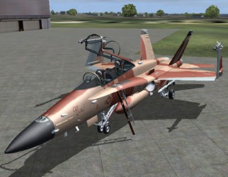 Aerialfoundry FA-18