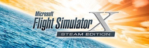 FSX Steam Edition banner