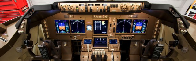 Flightdeck Soluations 747-8i