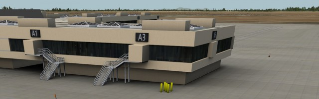 Aerosoft IDS KSMF Sacramento preview April 15