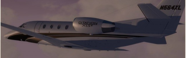 Eaglesoft Cessna Citation XLS+ 3.0 preview
