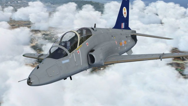 Just Flight - Hawk Oct 15 preview