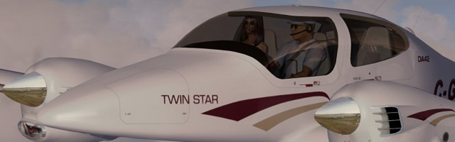 Eaglesoft – Diamond DA42 Twin Star