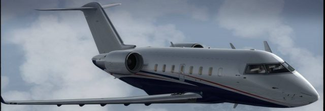 Eaglesoft - Challenger 605 preview Sept 16