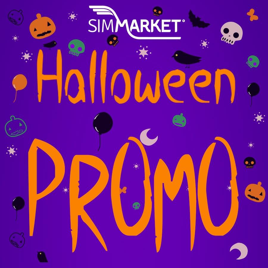 Halloween Sales at simMarket