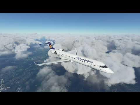 Aerosoft – Présentation et Tutoriel du CRJ pour MSFS en Preview