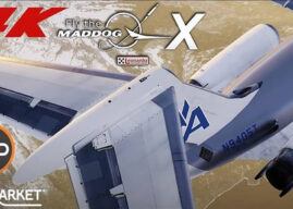 Fly The Maddog X – P3D v5.2 Compatible Maintenant et Info MSFS