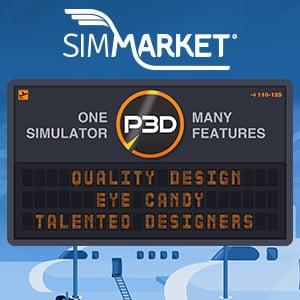 Qualité et Design pour P3D chez simMarket