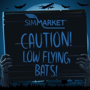 Promotions Halloween chez simMarket